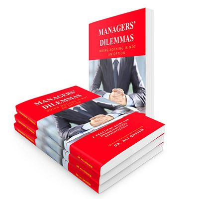 Managers' Dilemmas Book | Dr. Ali Qassem
